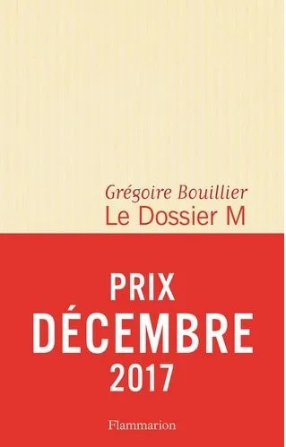 Bouillier- Dossier M. couve